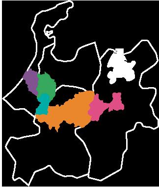 mitsuboshi areas